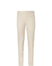 Pantalón de vestir en beige de Thom Sweeney