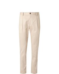 Pantalón de vestir en beige de Tod's