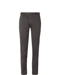 Pantalón de vestir en gris oscuro de Boglioli