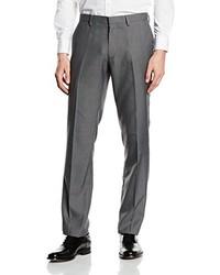 Pantalón de vestir en gris oscuro de Celio