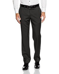 Pantalón de vestir en gris oscuro de Hiltl