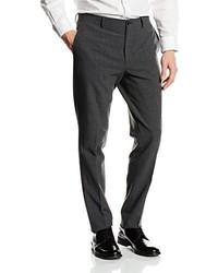 Pantalón de vestir en gris oscuro de JACK & JONES PREMIUM