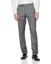Pantalón de vestir en gris oscuro de Joe Browns