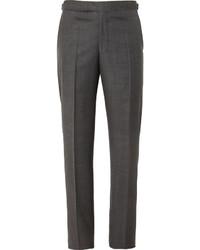 Pantalón de vestir en gris oscuro de Richard James