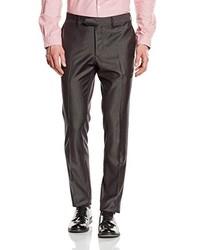 Pantalón de vestir en gris oscuro de Tom Tailor
