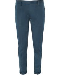 Pantalón de vestir en verde azulado de Paul Smith