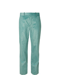 Pantalón de vestir en verde menta de Sies Marjan
