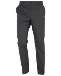 Pantalón de Vestir Gris Oscuro de Jack & Jones