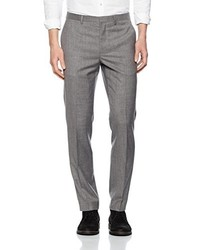 Pantalón de vestir gris de Burton Menswear London