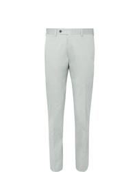 Pantalón de vestir gris de Canali