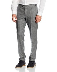 Pantalón de vestir gris de Hiltl