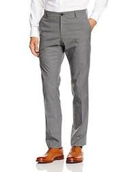 Pantalón de vestir gris de Selected Homme