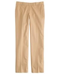 Pantalon de vestir marron claro original 10284504