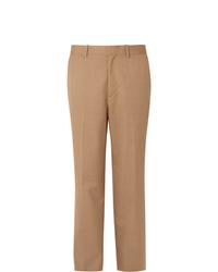 Pantalón de vestir marrón claro de Auralee