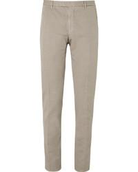 Pantalón de vestir marrón claro de Boglioli