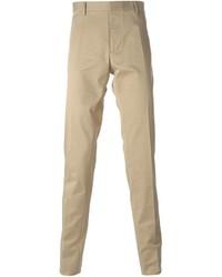 Pantalón de vestir marrón claro de DSQUARED2