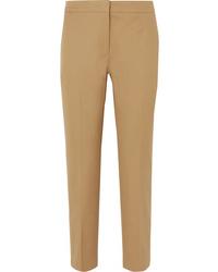 Pantalón de vestir marrón claro de Jil Sander