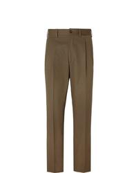 Pantalón de vestir marrón de Berg & Berg