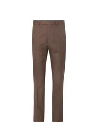 Pantalón de vestir marrón de Kingsman