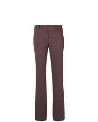Pantalón de vestir morado oscuro de Marni