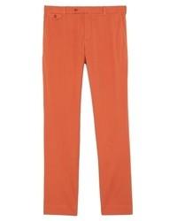 Pantalón de vestir naranja
