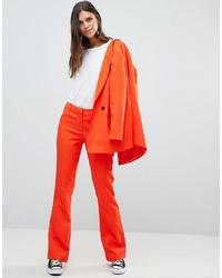 Pantalón de vestir naranja de Y.a.s