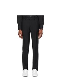 Pantalón de vestir negro de Eidos