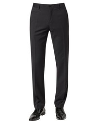Pantalón de Vestir Negro de Esprit