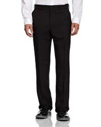 Pantalón de vestir negro de Farah Classic