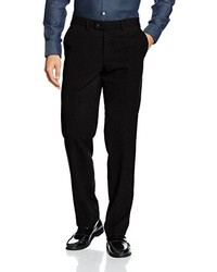 Pantalón de vestir negro de Hiltl