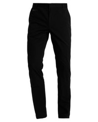 Pantalón de Vestir Negro de Hugo Boss