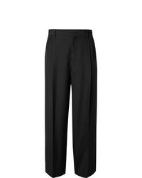Pantalón de vestir negro de Loewe