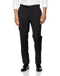 Pantalón de vestir negro de Pierre Cardin