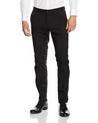 Pantalón de vestir negro de Selected