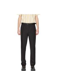 Pantalón de vestir negro de Y/Project