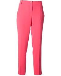 Pantalón de vestir rosa