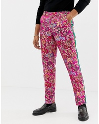 Pantalón de vestir rosa de ASOS Edition