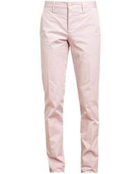 Pantalón de vestir rosado
