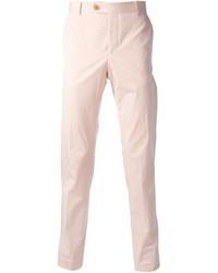 Pantalón de vestir rosado de Walter