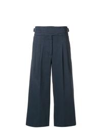 Pantalones anchos azul marino de Golden Goose Deluxe Brand