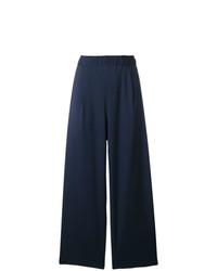 Pantalones anchos azul marino de Sofie D'hoore