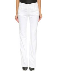 Pantalones Anchos Blancos de Alice + Olivia