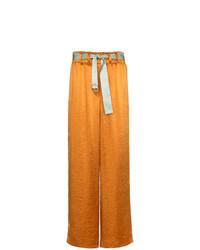 Comprar unos pantalones anchos naranjas  elegir pantalones anchos ... 755d1a7ee02d