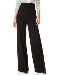 Pantalones anchos negros de Bailey 44