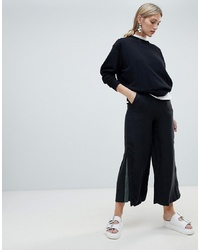 Pantalones anchos negros de NATIVE YOUTH