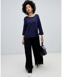 Pantalones anchos negros de Soaked in Luxury