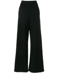 Pantalones anchos negros de Stella McCartney