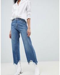 Pantalones anchos vaqueros azules de DL1961