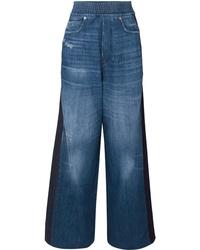 Pantalones anchos vaqueros azules de Golden Goose Deluxe Brand