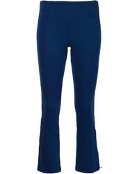 Pantalones azul marino de adidas by Stella McCartney